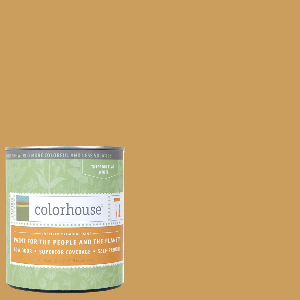 1 qt. Grain .06 Flat Interior Paint