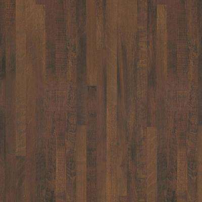4 ft. x 8 ft. Laminate Sheet in Old Mill Oak with Premium SoftGrain Finish