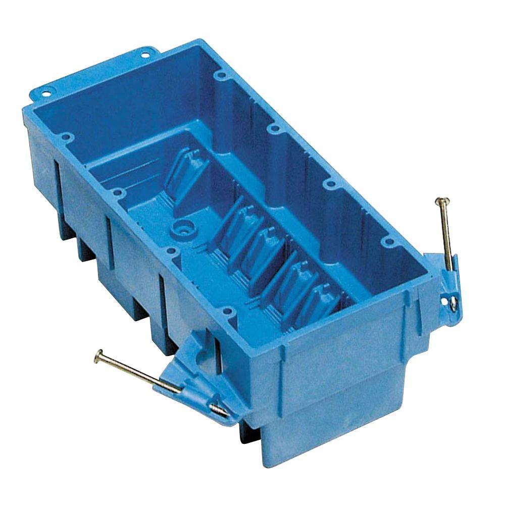 4-Gang Hard Shell Wall Box (Case of 15)