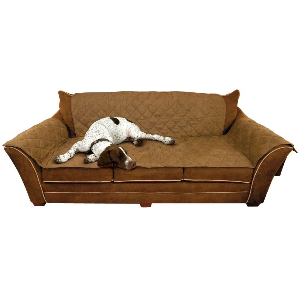 K&H Pet Products Mocha Couch Furniture Cover