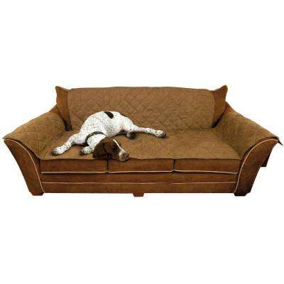 Mocha Couch Furniture Cover