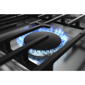 5c1b1ae8d65 +6. Whirlpool 30 in. Gas Cooktop in Stainless Steel with 5 Burners and  Griddle