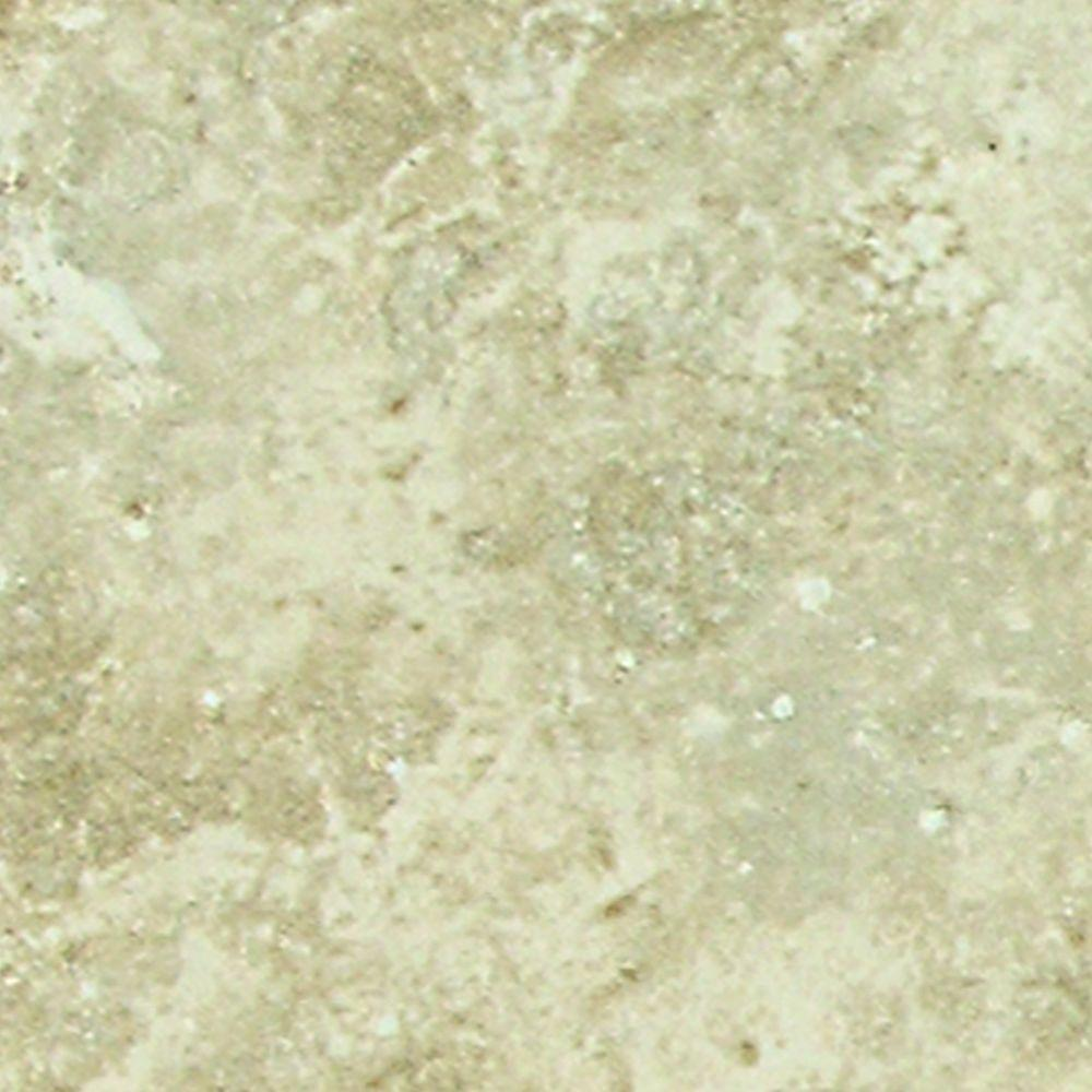 Heathland White Rock 6 in. x 6 in. Ceramic Wall Tile
