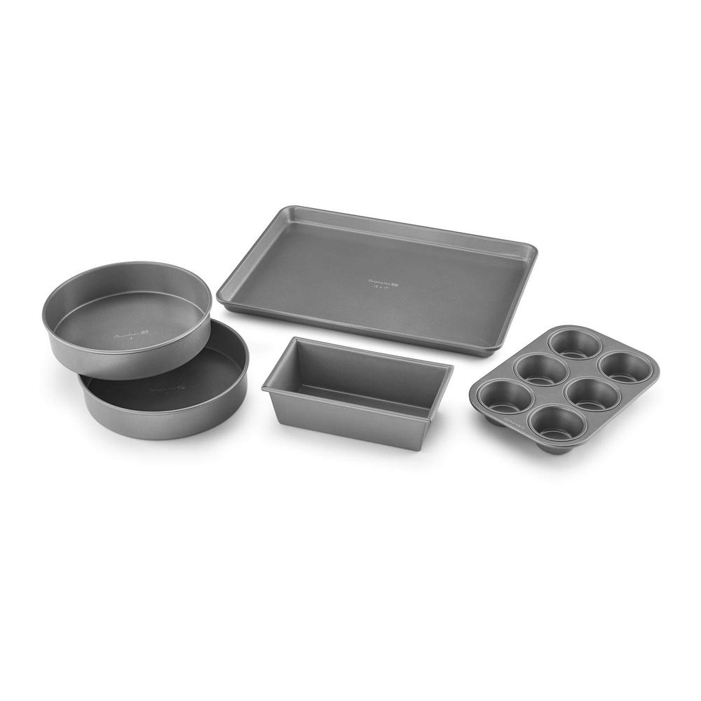 Calphalon Select Nonstick Bakeware Set 5-Piece-1965416 - The Home Depot