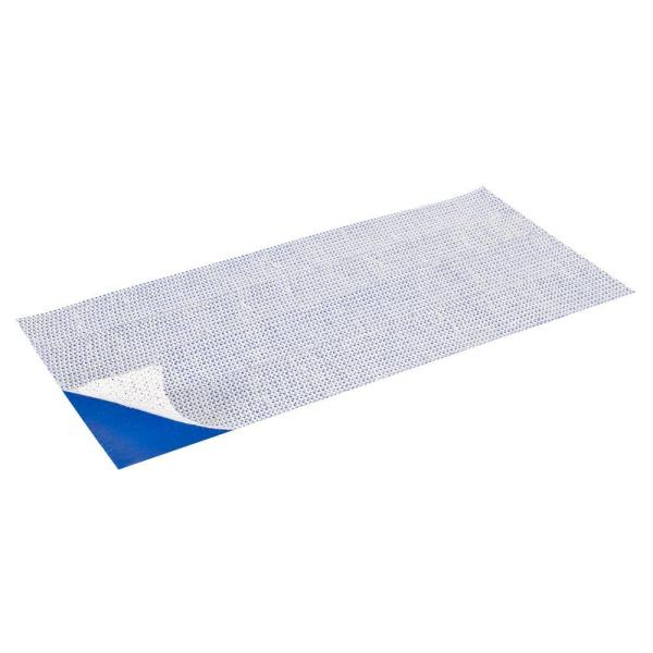 10 in. x 20 in. Anti-Slip Rug Gripper Flat Sheet for Indoor Residential Use