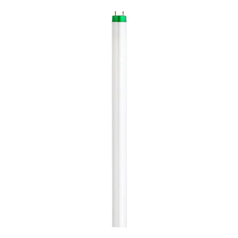 Philips 4 Ft T8 32 Watt Neutral 3500k Tuffguard Alto Plus Linear Fluorescent Light Bulb 30