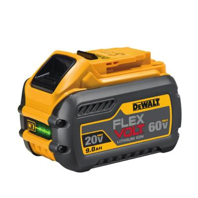 FLEXVOLT 20-Volt/60-Volt MAX Lithium-Ion 9.0Ah Battery
