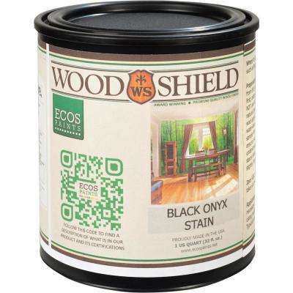 1-qt. British Chestnut WoodShield Interior Stain