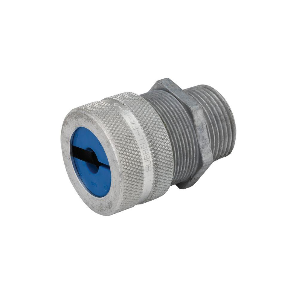 RACO Liquidtight Strain Relief 1 in. Cord Connector (10-Pack)-4804-3 ...
