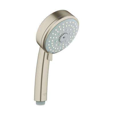 New Tempesta Cosmopolitan 4-Spray Hand Shower in Brushed Nickel InfinityFinish