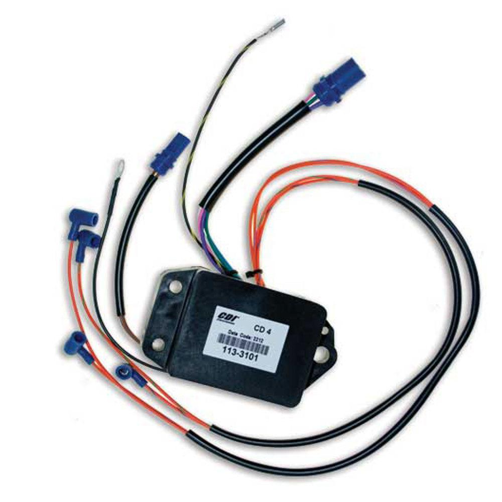 1989-2006 Boating Accessories CDI Electronics 194-5279 Mercury//Mariner Voltage Regulator-2//3//4//6 Cyl