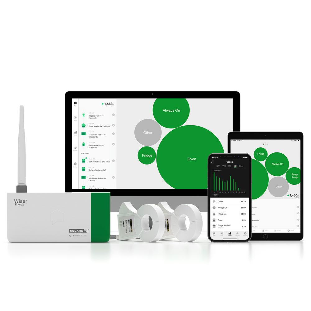 Wiser Energy Smart Home Monitor