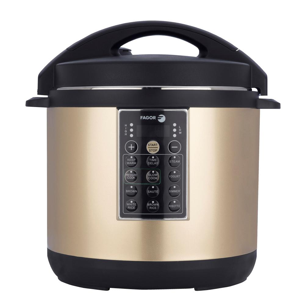 Fagor lux 6 qt all in one multi cooker 935010054 the for Multi cooker