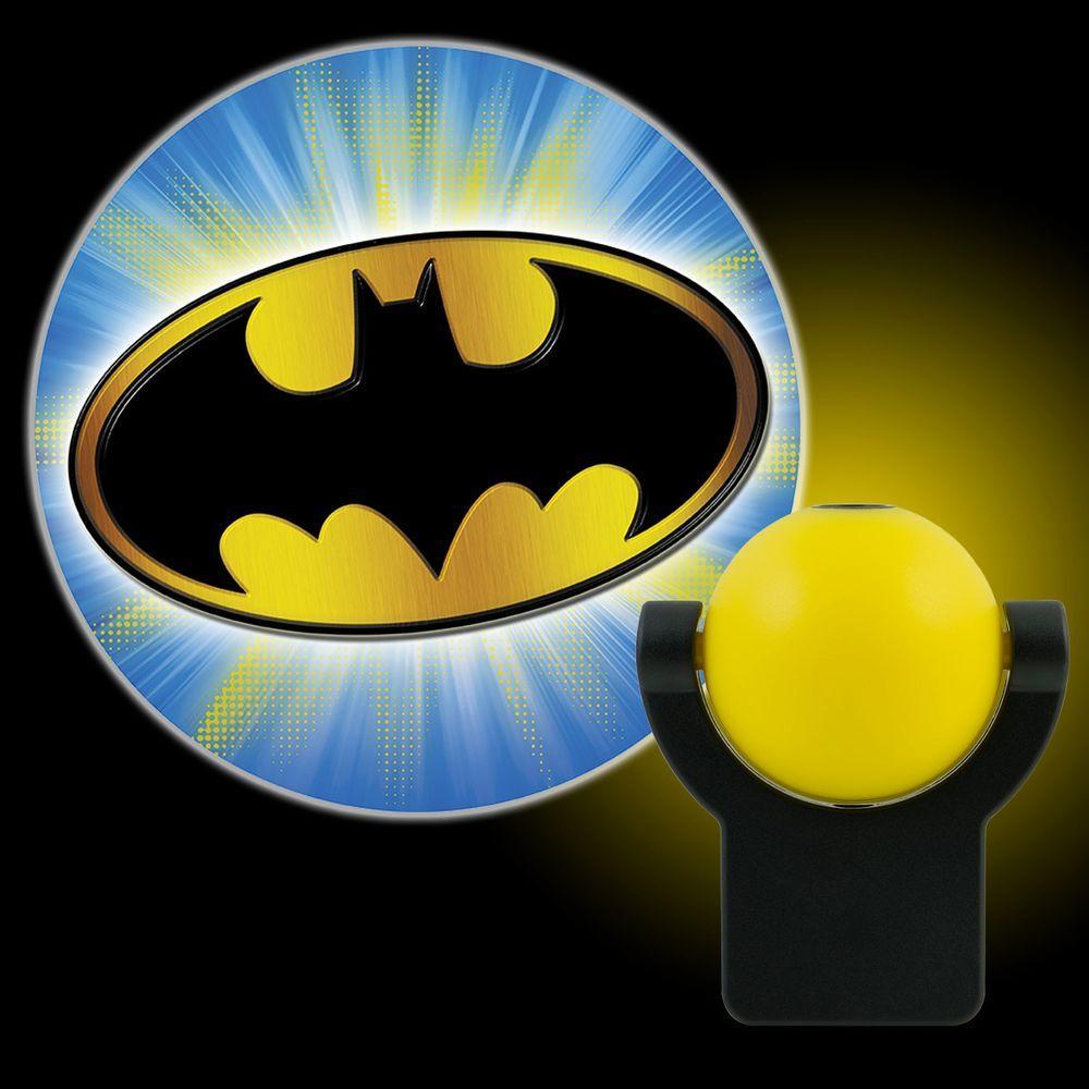 Batman 0.5-Watt DC Comics Signal Automatic LED Night Light Bulb