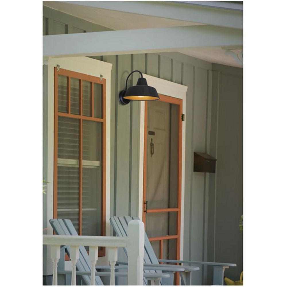 Sylvania Weymouth 1 Light Antique Black