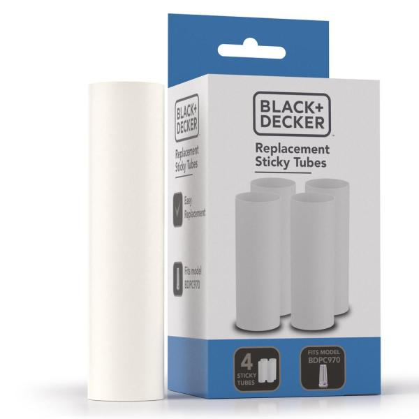 Replacement Glue Tubes For Black and Decker, Indoor Sticky Bug Trap (4-Tubes)