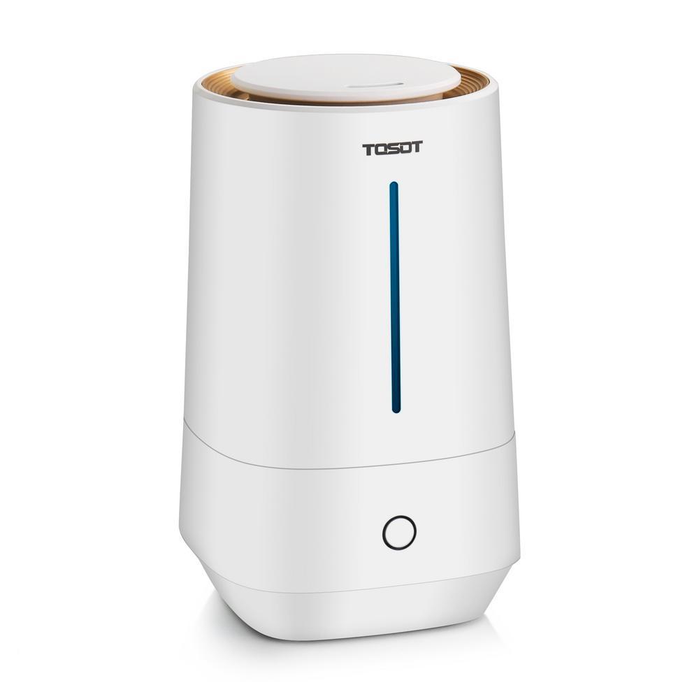 4 l /1.1 Gal. Top-Filling Ultrasonic Cool Mist Humidifier