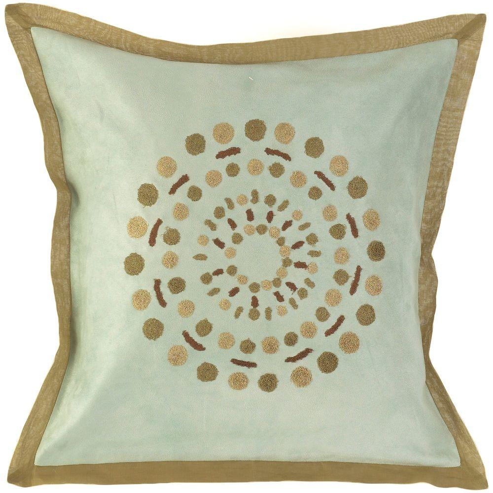Artistic Weavers DotsC 18 in. x 18 in. Decorative Pillow