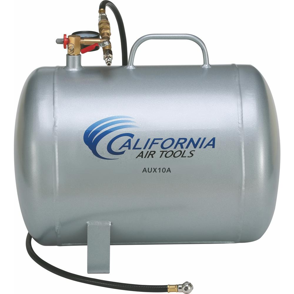 California Air Tools 10 Gal  Lightweight Portable Aluminum Air Tank