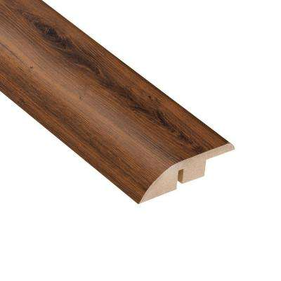 Carmel Canyon Oak 1/2 in. Thick x 1-3/4 in. Wide x 94 in. Length Laminate Hard Surface Reducer Molding