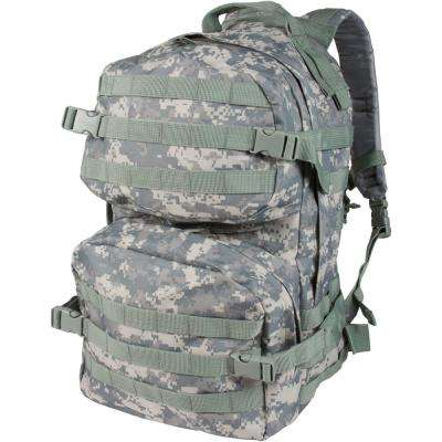 18.5 in. Camo Tactical Military Style Trekking Backpack and Daypack