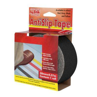 770 2 in. x 5 yds. Black Anti-Slip Tape (1-Roll)