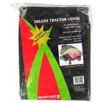78 in. x 30 in. x 48 in. Deluxe Mower Cover