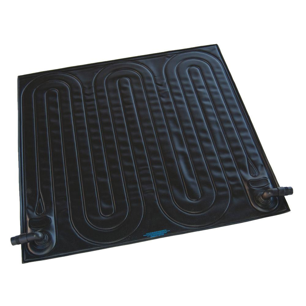 Blue Wave Solarpro Ez Mat Solar Heater For Above Ground Pool Ns6012 The Home Depot