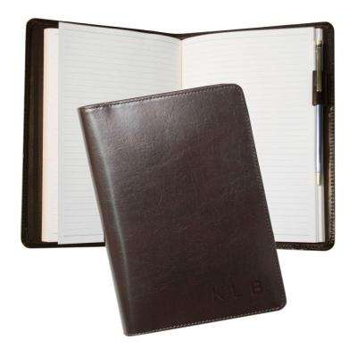 Executive Writing Journal, Chestnut Brown