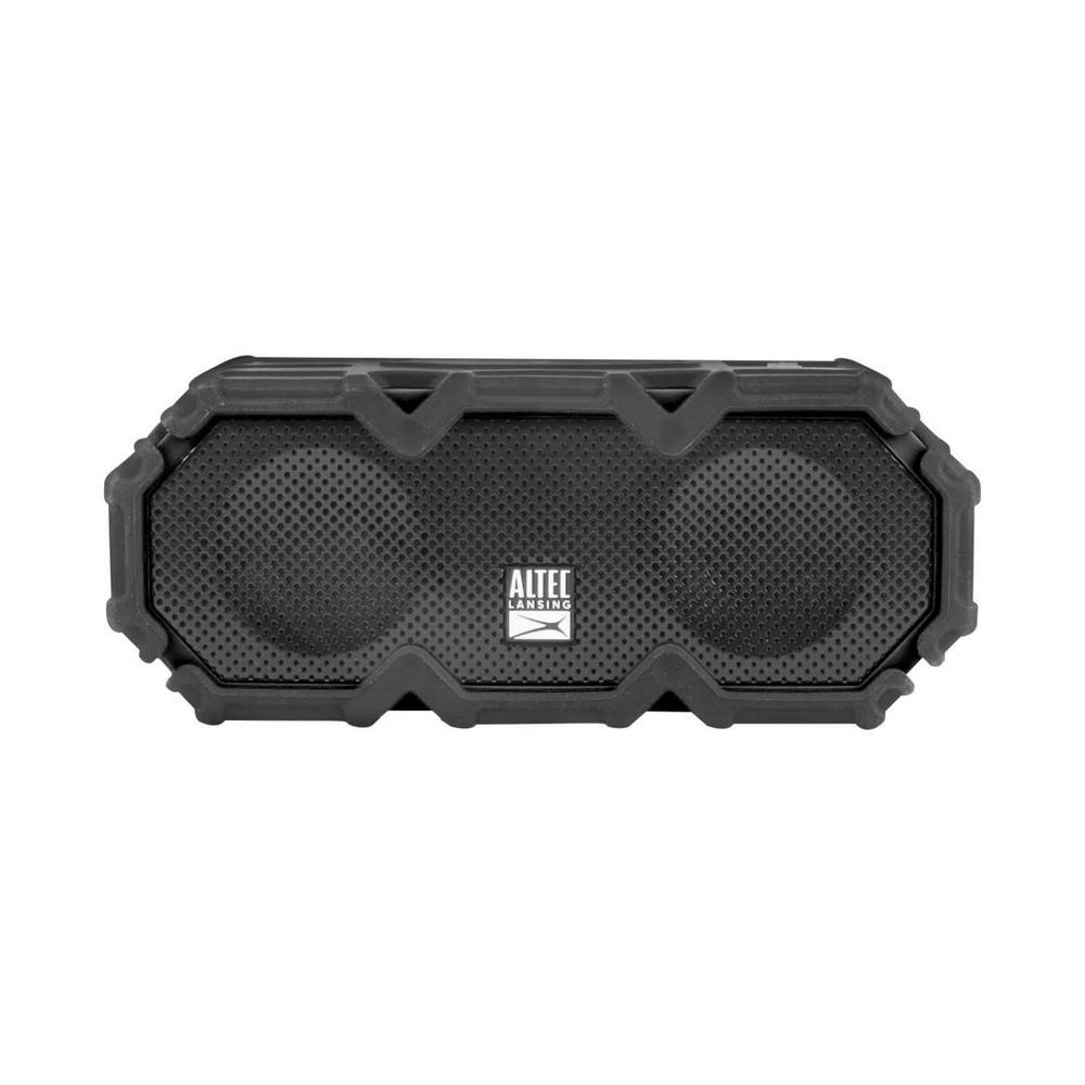 Altec Lansing Rock Box Mini Bluetooth Speaker-IMW991-BLK - The Home