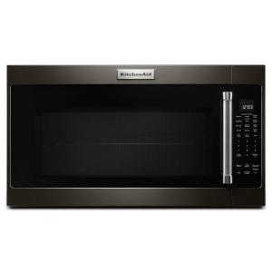 Kitchenaid 30 In 2 0 Cu Ft Over The Range Microwave In
