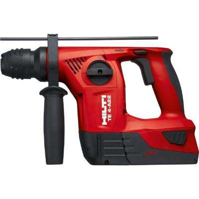 22-Volt Lithium-Ion Cordless SDS Chuck Hammer Drill/Impact Driver Combo Kit (2-Tool)