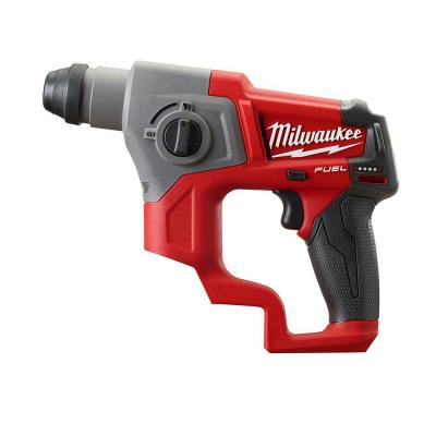 M12 FUEL 12-Volt Lithium-Ion 5/8 in. Brushless Cordless SDS-Plus Rotary Hammer (Tool-Only)