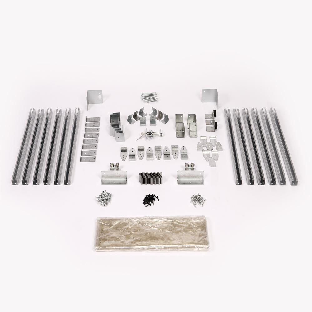 Deckorail Deck Drawer Hardware Kit