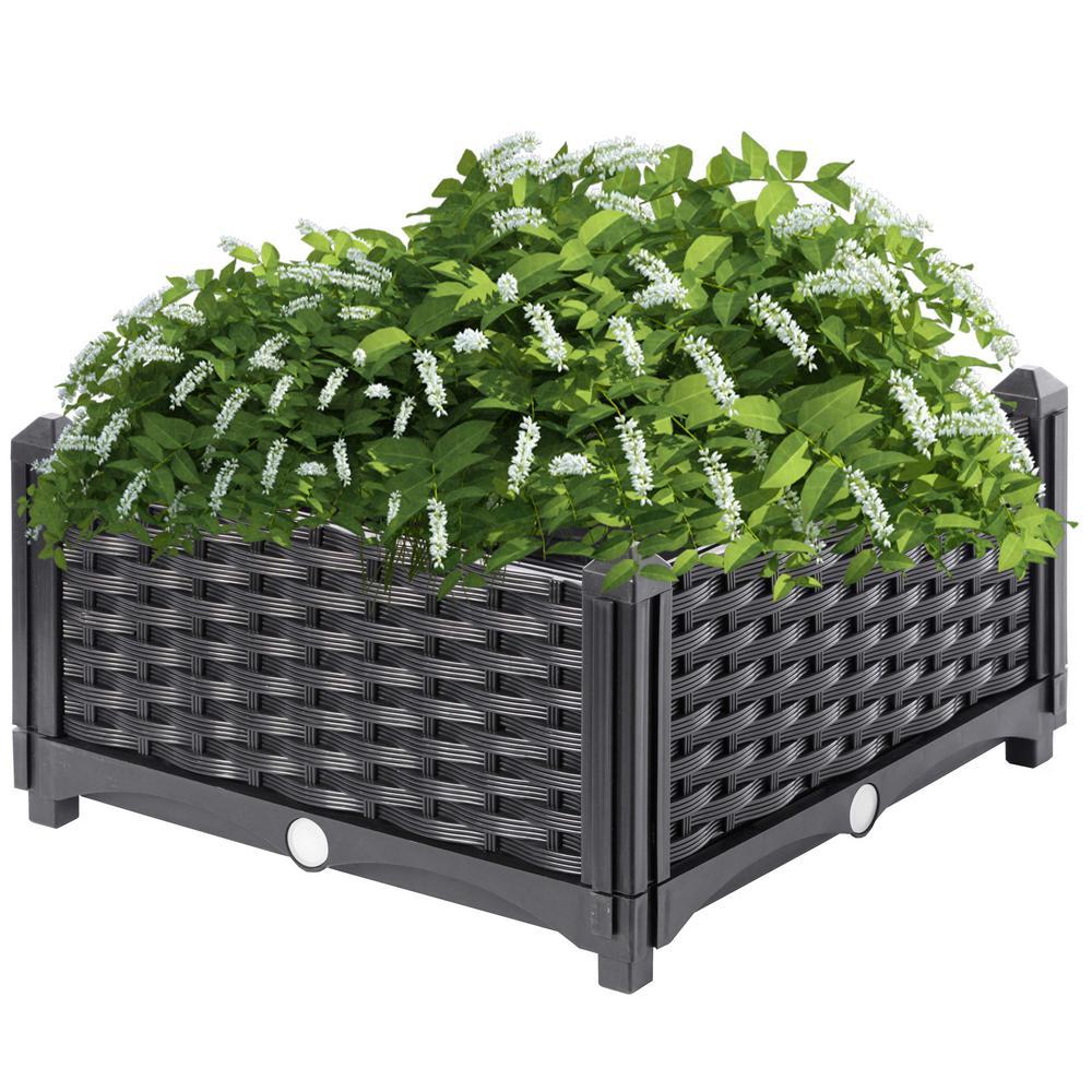Raised Garden Bed Screwless Planter Bed