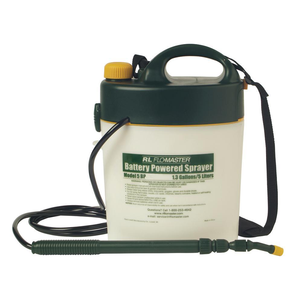 1.3 Gal. Battery Powered Sprayer