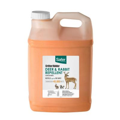 Critter Ridder 2.5 Gal. Deer and Rabbit Repellent Concentrate