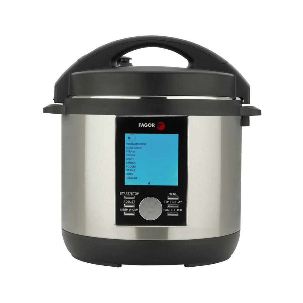 LUX LCD 4 Qt. Multi-Cooker