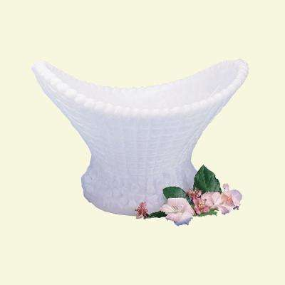 White Basket Ice Mold