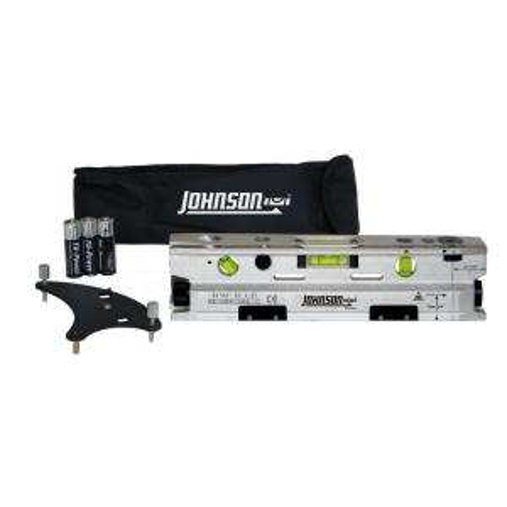 Johnson 3-Beam Magnetic Torpedo Laser by Johnson