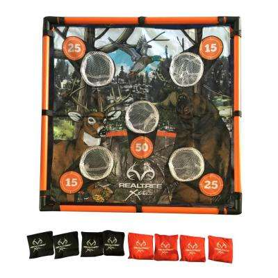 Realtree 5 Hole Bag Toss