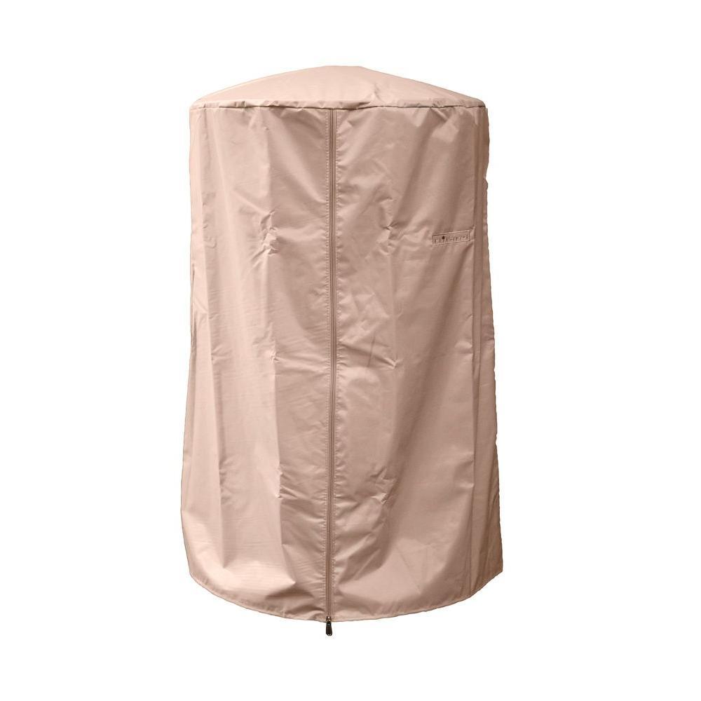 38 in. Heavy Duty Tan Portable Patio Heater Cover