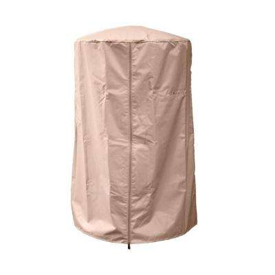 38 in. Heavy Duty Tan Portable Patio Heater Cover