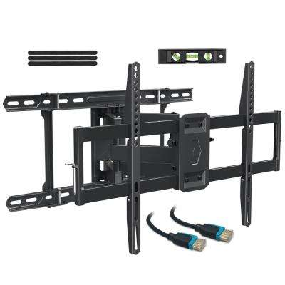 Large Full-Motion TV Wall Mount for 42 in. - 80 in. Flat Panel TV