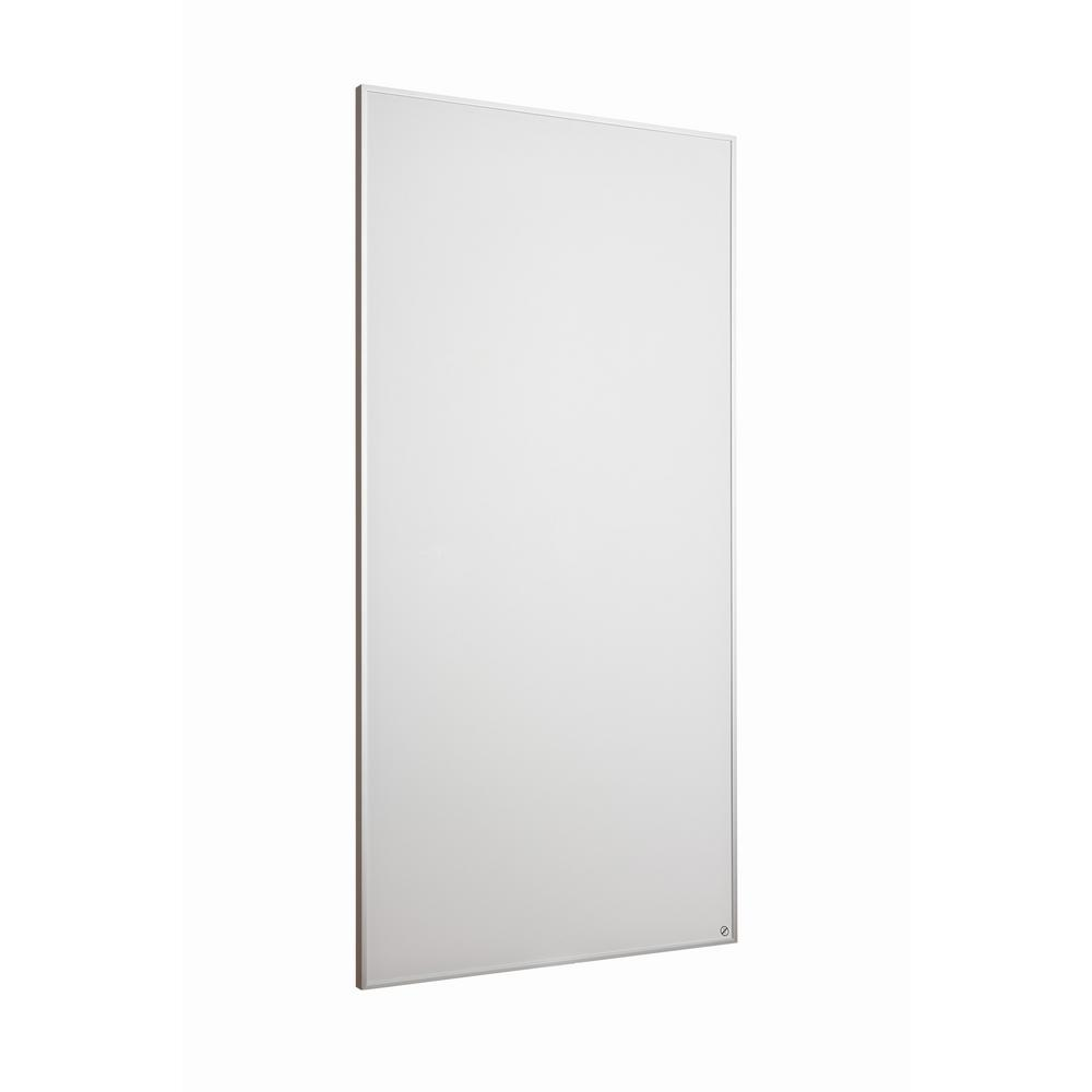 Wexstar 800-Watt Infrared Electric Panel Heater White