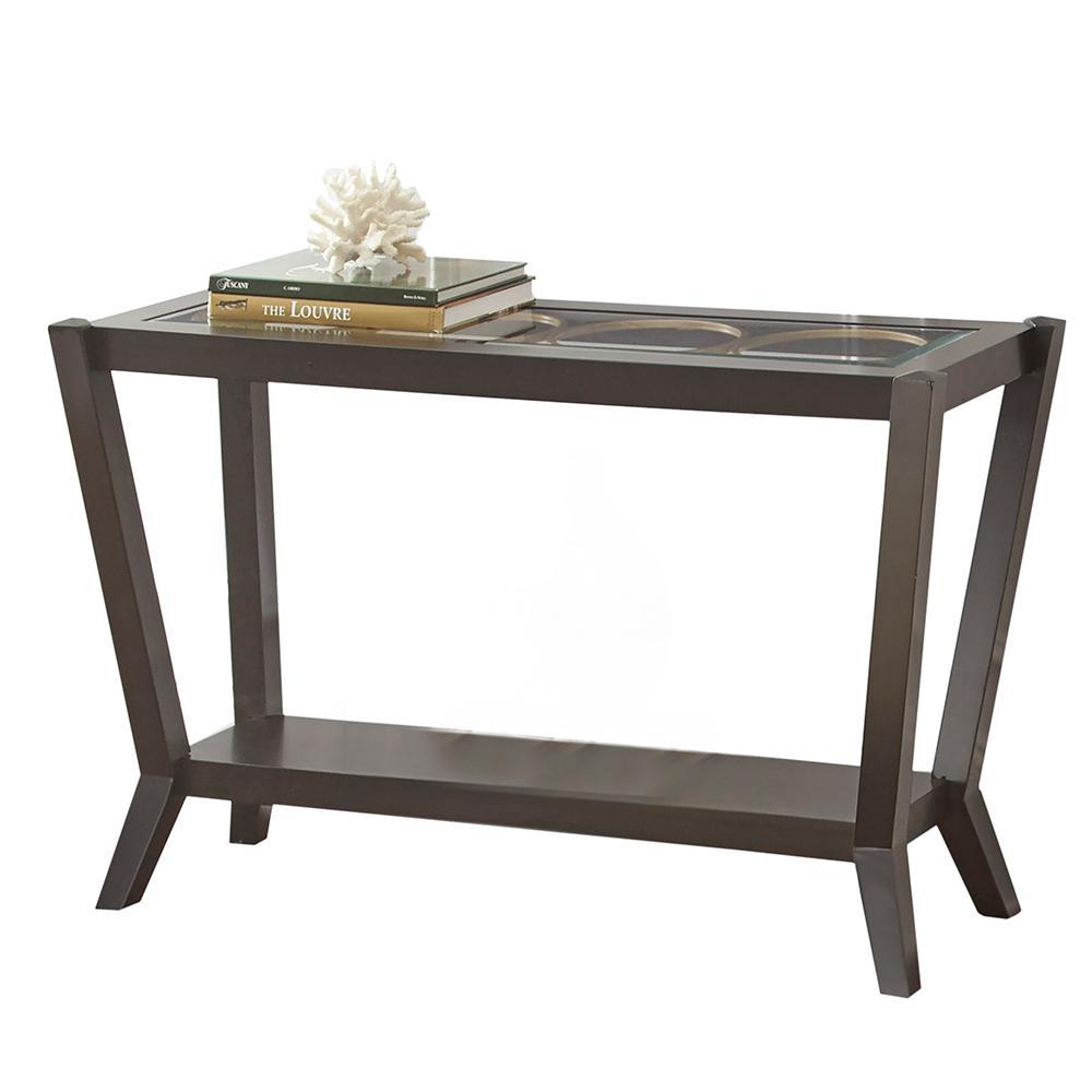 Doreen Ebony Sofa Table