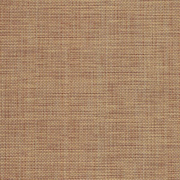 Brewster 8 in. x 10 in. Isaac Brick Woven Texture Wallpaper