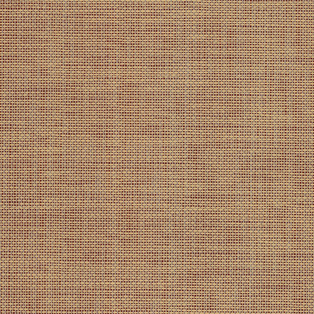 8 in. x 10 in. Isaac Brick Woven Texture Wallpaper Sample