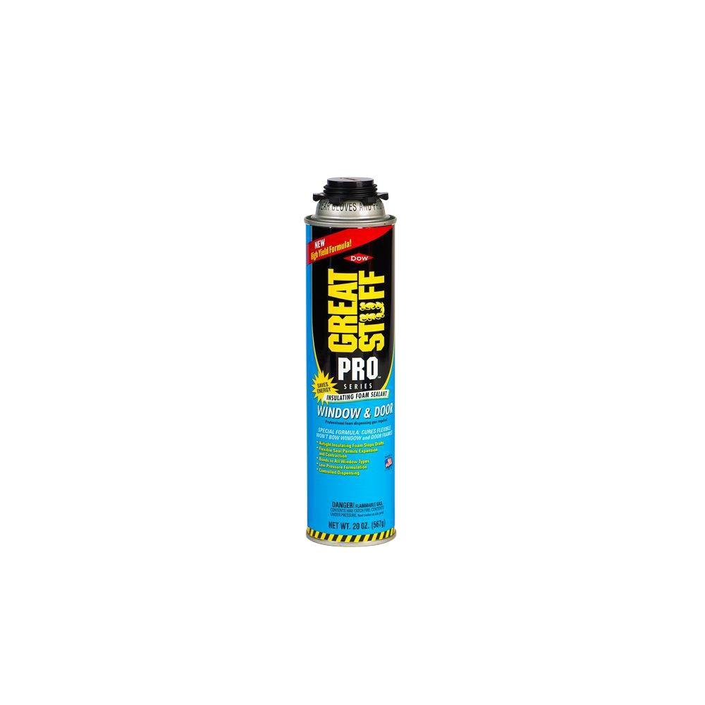 GREAT STUFF PRO 20 oz. Window and Door Insulating Foam Sealant