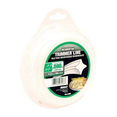 160 ft. Residential 0.080 in. Trimmer Line for Most Straight and Curved Shaft String Trimmers
